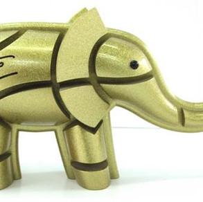 """""""Golden Elephant"""""""