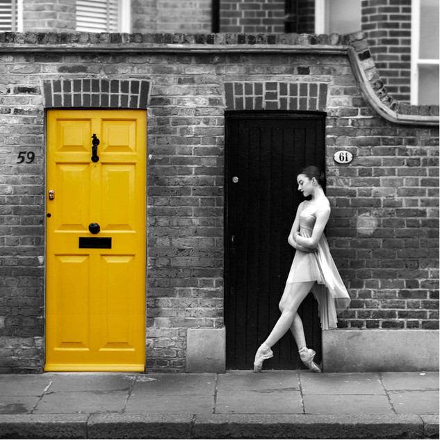 Yellow Door- London