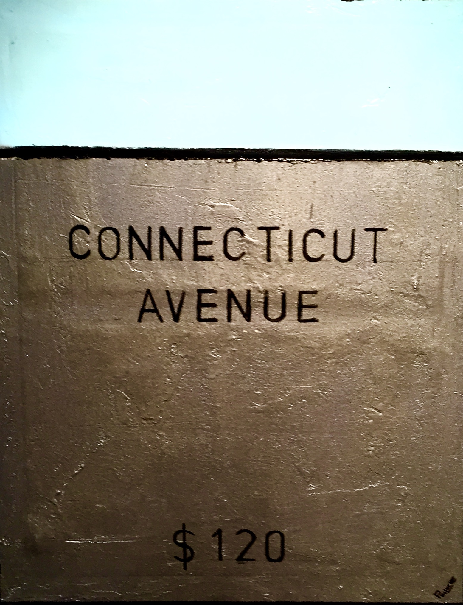 Connecticut Avenue $120