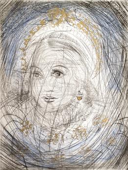 """Portrait of Marguerite"""
