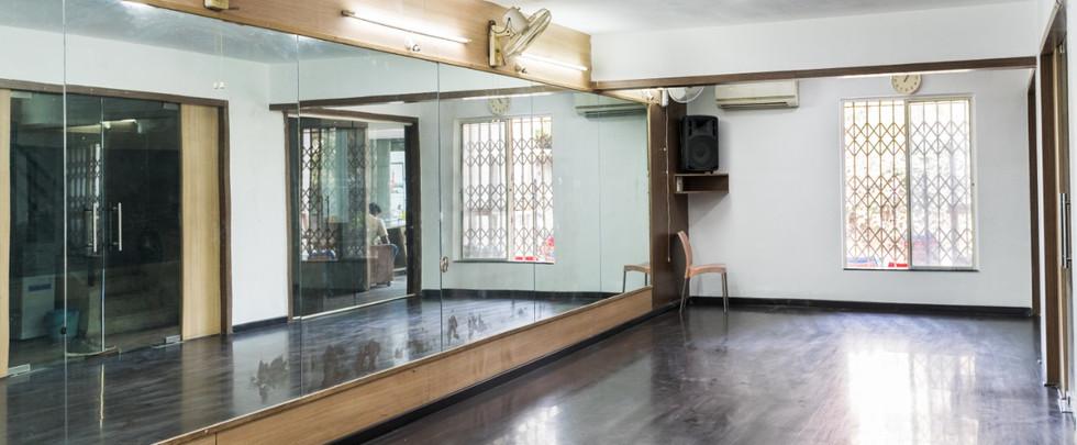 Shiva Shakti Yoga Studio View