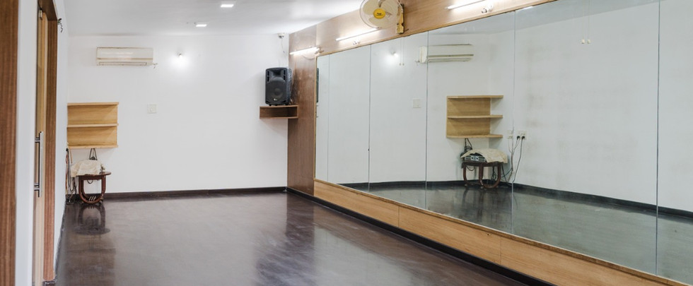 Shiva Shakti Yoga Studio interior view