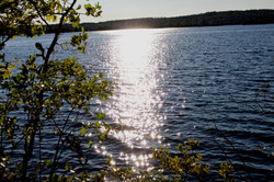 Sunset Porter's Lake