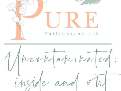 Whatever Is: Pure