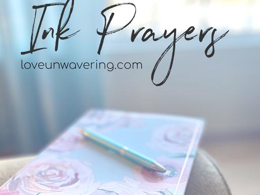 Ink Prayers