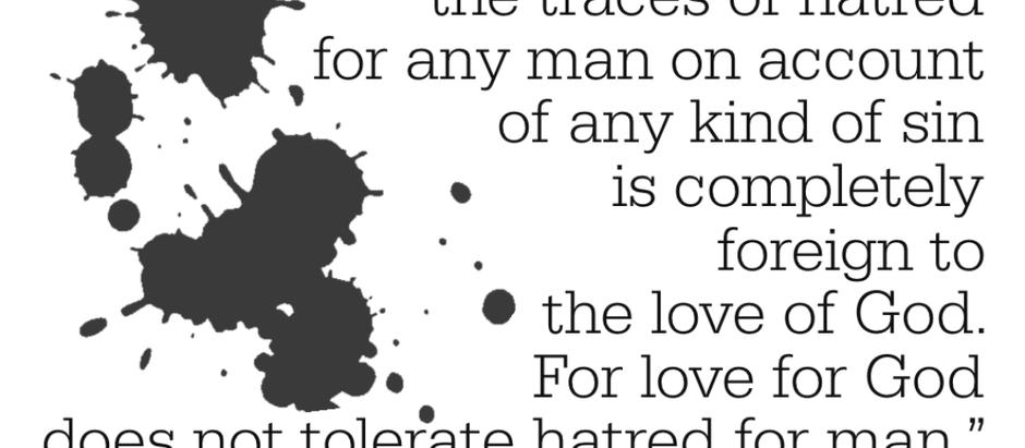 Hatred vs. Love