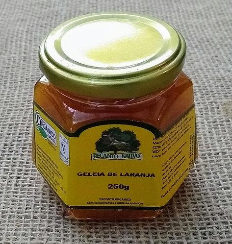 Geleia de laranja orgânica (250g)