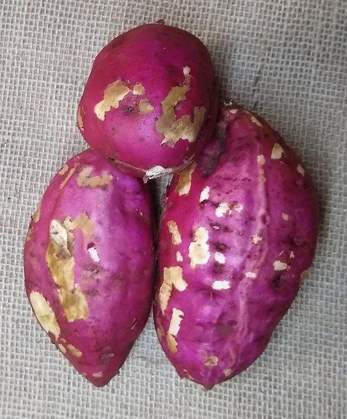 Batata-doce orgânica (500g)