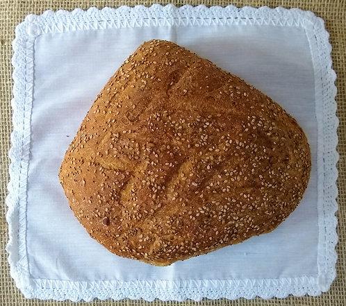 Pão de fermentação natural (400g)