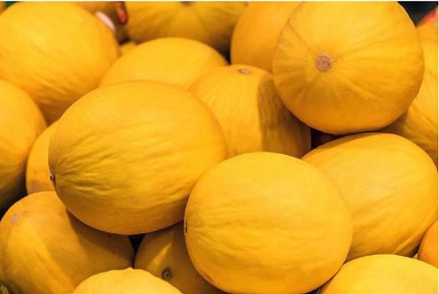 Melão amarelo orgânico (900g)