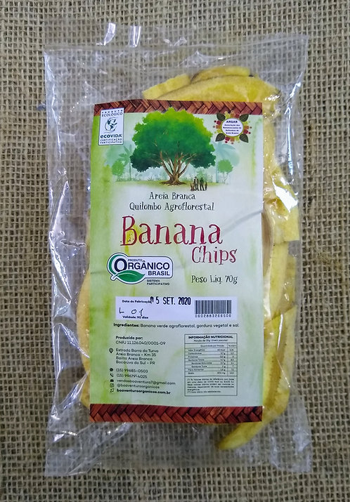 Banana Chips (70g)