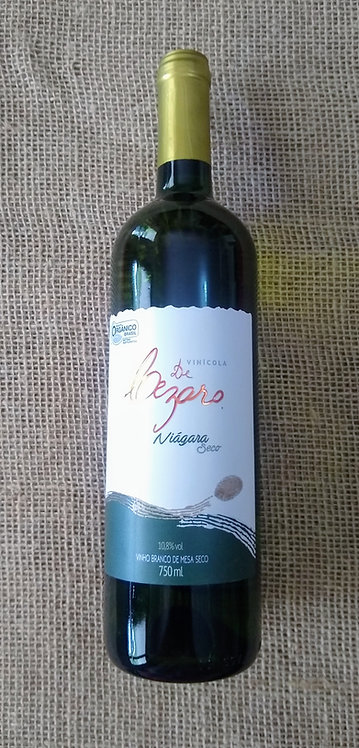 Vinho Branco seco orgânico (750ml)