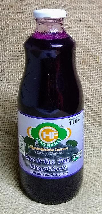 Suco de uva orgânico (1L)