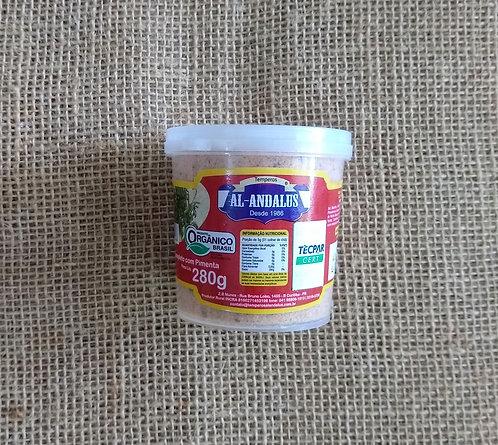 Tempero completo com pimenta (280g)