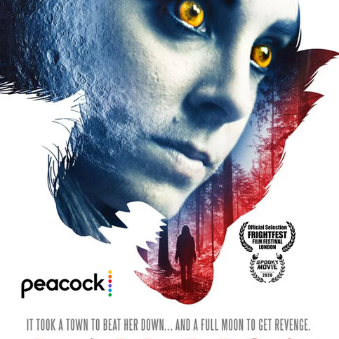 I Am Lisa is officially streaming on Peacock TV in time for October spooky season!