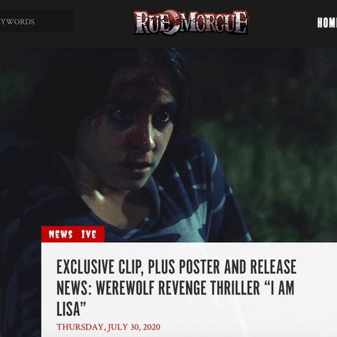 I Am Lisa signs distribution deal with Mutiny Pictures! +Exclusive clip