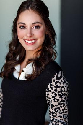 Kristen Vaganos Headshot
