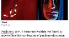 I Am Lisa accepted to FrightFest! - My first Deadline mention!