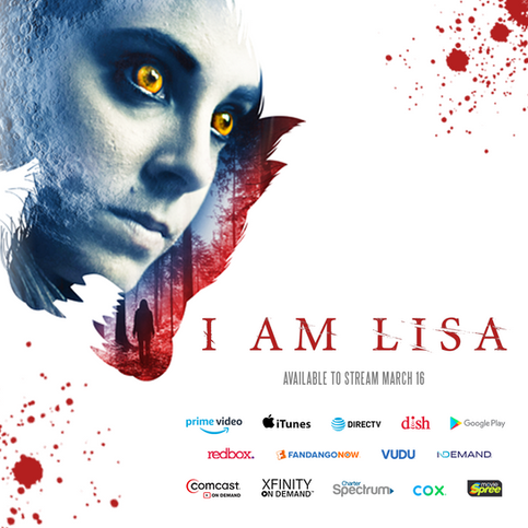 I Am Lisa, Available to stream March 16