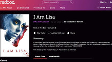 I Am Lisa now available on Redbox