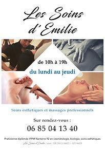 AFFICHE_EMILIE_à_domiciel_en_entreprise_