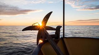 Ocean sunrise #sunrise #dawn #goldenhour