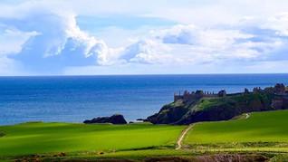 #Castle in #Stonehaven #Scotland