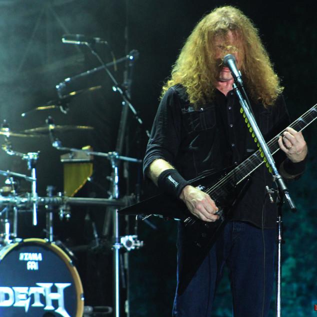 Megadeth Hammersonic 2017