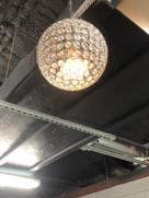 Custom Light Fixture Commercial Building Bastrop