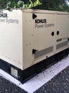 Back Up Generator Motor Bank