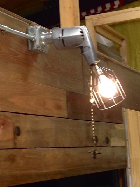 Boboni Art Studio Custom Lighting Electrical and Mini Split Air Conditioning