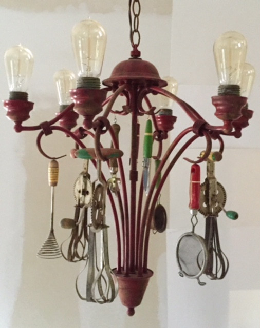 Boboni Art Studio Custom Light Fixtures