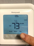 Air Conditioning Thermostat Bastrop Facility