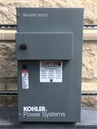 Motor Bank Transfer Switch
