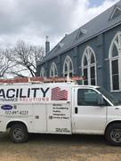 Air Conditioning Unit 10 ton Church Inst