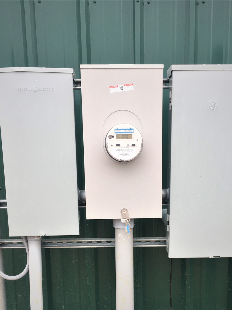 New Meter Loop Installation Paige Commercial Kennel