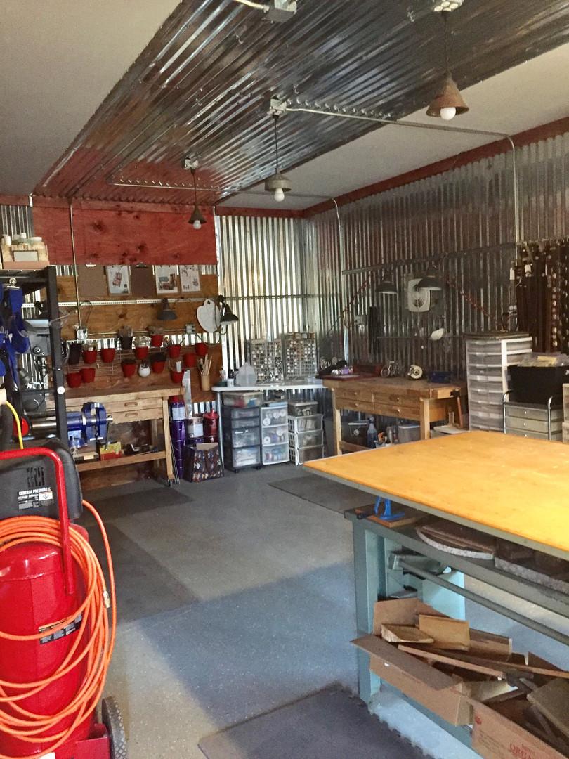 Studio Custom Lighting Electrical and Mini Split Air Conditioning