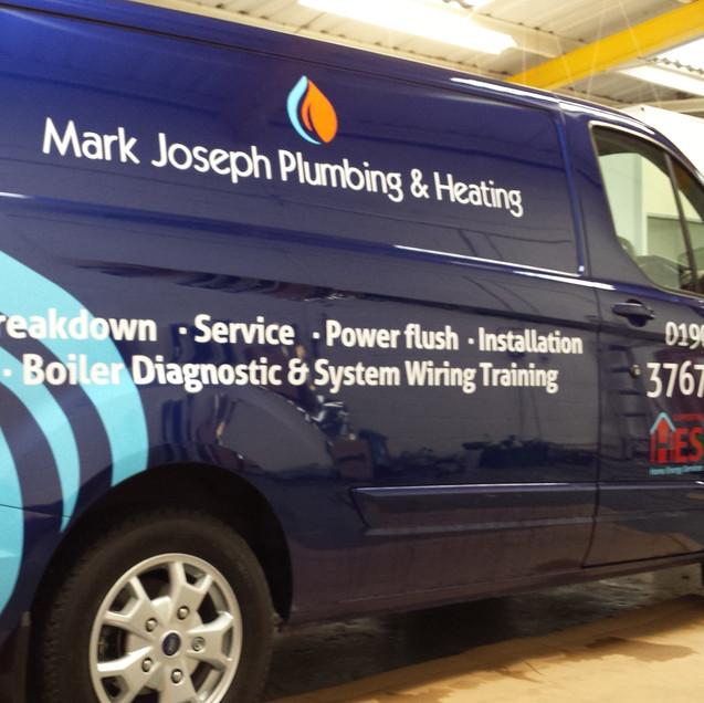 Mark Joseph plumbing and heating