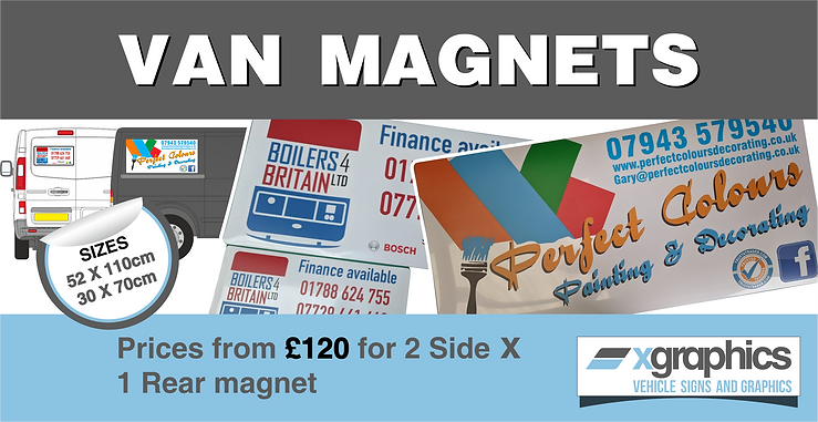 Prices for Van magnets