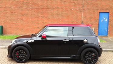 Car window tinting bedford Mini.jpg