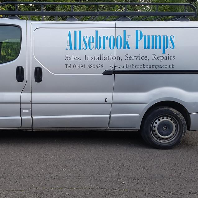 Allsebrook Pumps