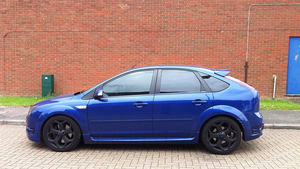 Car Window Tinting Bedford Focus.jpg