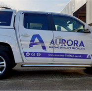 VW Amarok Truck signs X Graphics Milton
