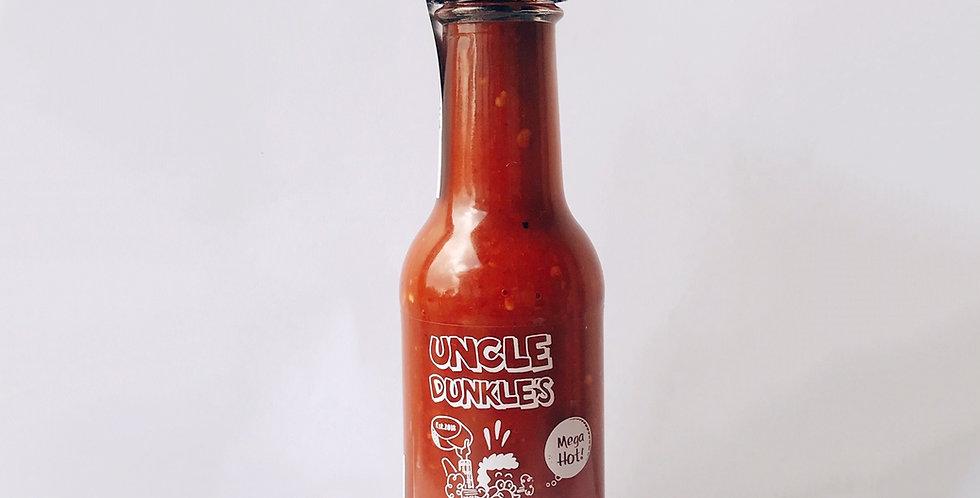 MEGA HOT Wood-Fired Chilli Sauce