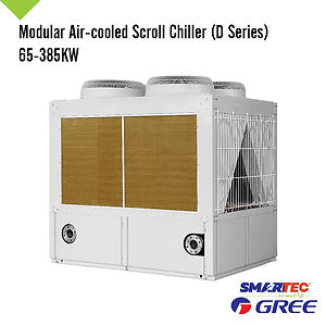 Modular-Air-cooled-Scroll-Chiller-(D-Ser