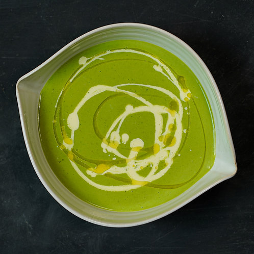 The Good Green Soup