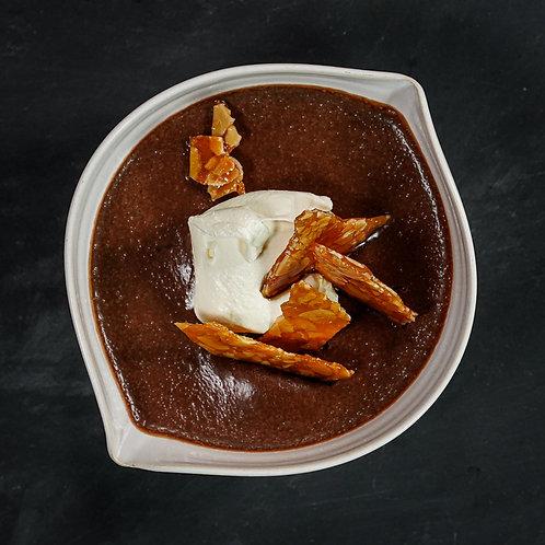 Rum Chocolate Mousse