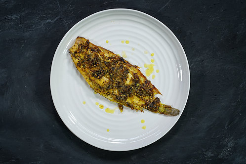 Persian Spiced Looe Market White Fish