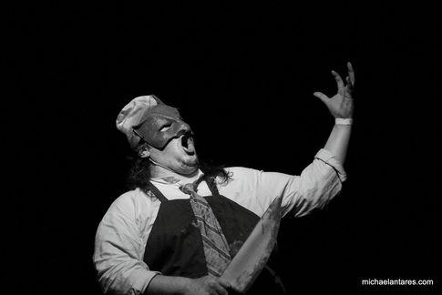 Adam Wade Rodriguez is the operatic butc