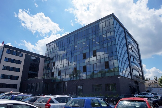 Budynek handlowo usługowo biurowy